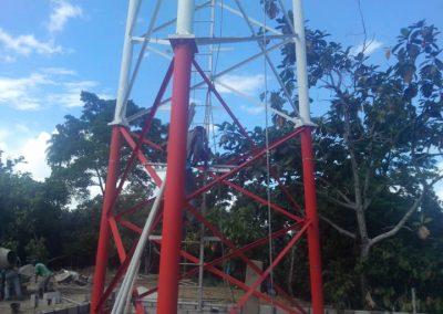 Claro Dominicana – Estudio Resistencia Antenas